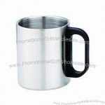 8oz Double Wall Stainless Steel Coffee Cup