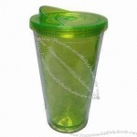 8oz Plastic Cup with Lid