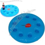 9 Can Inflatable Pool Drink Holder