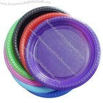 """9"""" Plastic Party Plate"""