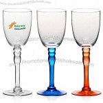 9.5oz Bubbe Stem Wine Glasses