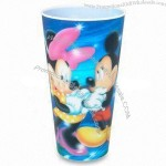 900ML 3D Cup