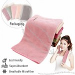 90gsm Super Absorbent Microfiber Travel Towel