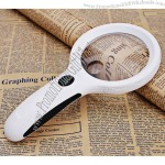 90mm 10X Magnifier With Money Detector LED Light