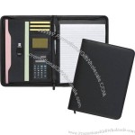 A4 Dartford Zipped Calculator Folders