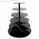 Acrylic Cake Display, Innovative Design For Cake In Shop Or At Home
