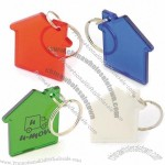 Acrylic House Shaped Keying
