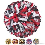 Adult/Youth Three Color Plastic Cheerleader Pom Poms