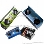 Advertisement Paper Cardboard Binoculars with 3x Magnification