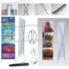 Advertising Display X Banner Stand