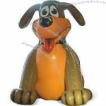 Advertising Inflatable Dog Toy with 20ft Height
