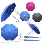 Advertising Promotional Straight Umbrella with Plastic Cover