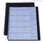 Agenda with Spiral Binding - Address Book