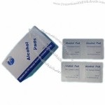 Alcohol Prep Swab, Nonwoven Cloth, 70% Isoprophyl Alcohol