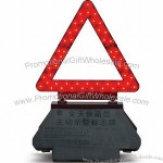 All-weather LED Warning Triangle