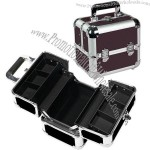 Aluminum Frame ABS Beauty Box