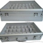 Aluminum Frame Watch Boxes