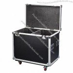 Aluminum Moving and Linghting Head Flight Case with Casters