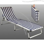 Aluminum Sun Lounge Bed