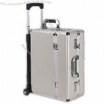 Aluminum Trolley Travelling Case