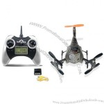 Amazing 6 Axis Gyro Quadro Helicopter R/C UFO (high/ low speed)