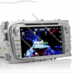 Android 2.3 Car DVD Player for Ford Mondeo (7 Inch, DVB-T, GPS, 3G, WiFi)
