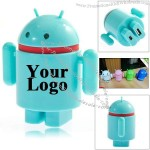 Android Robot Power Bank Mobile Power Supply Emergency Charger