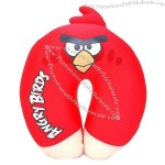 Angry Birds Red Bird Neck Rest Pillow for Car