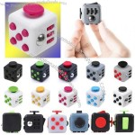 Anti Anxiety Toy Breathing Fidget Cube