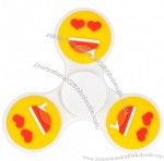 Anti-Stress Plaything Funny Emoticon Fidget Spinner