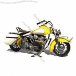 Antique Metal Motorcycle Model