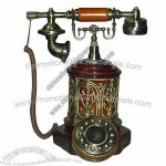 Antique Style Wooden Telephone(1)