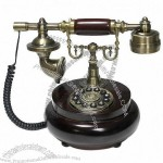 Antique Style Wooden Telephone(3)