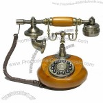 Antique Style Wooden Telephone(4)