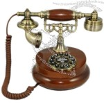 Antique Wooden Telephone(2)