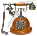 Antique Wooden Telephone(4)