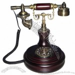 Antique Wooden Telephone(5)