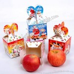 Apple Peace Fruit Packing Box