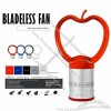 Apple Shape Air Bladeless Fan