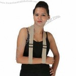 Arm Sling Strap with Heavy-duty Straps Assures Sturdy Design
