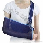 Arm Sling with 2 Thumb Holder, Provides Firm Support and Comfort