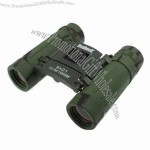 Army Style Foldable Zoom Orange Lens Telescope Binoculars