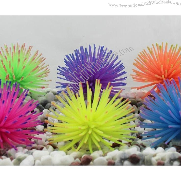 Artificial software coral aquatic plants aquarium for Aquatic decoration