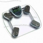 Auto-on Body Fat/Hydration/Muscle Monitor Scale