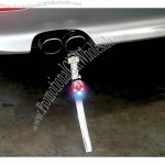 Auto Static Electricity Tube with Light