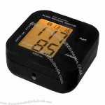 Automatic Electronic Blood Pressure Meter with 2-person Memory Zone (30 Memory Space Each)
