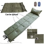 Automatic Inflatable Cushion Mat For Outdoor Camping - Can Be Spliced