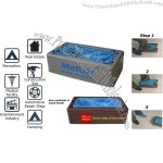 Automatic Shoe Cover Dispenser System