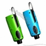 Automobile Emergency Rescue Hammer with Keychain