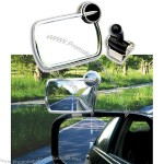 Auxiliary Rearview Mirror for Exterior Use